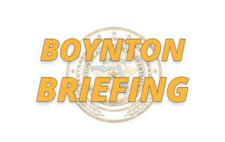 boynton briefing