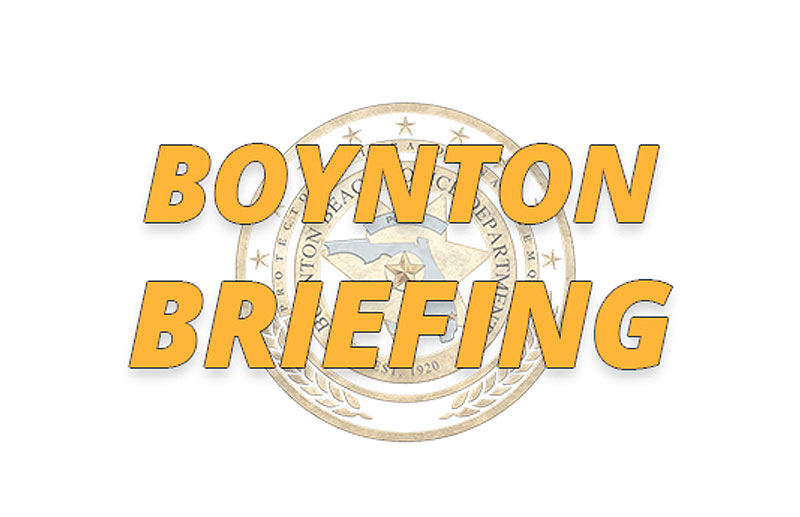 boynton briefing