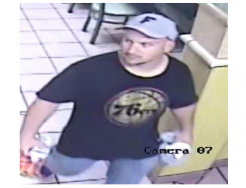 UPDATE: New photo of Yogurtland robbery suspect