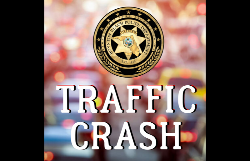 Traffic Crash Boynton Beach Police Department
