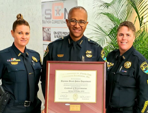 BBPD receives second Excelsior Accreditation distinction