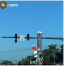 Flashing yellow arrow traffic signal