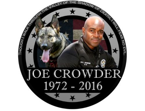 Remembering Officer Joseph Crowder