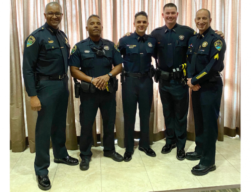 Palm Beach County PBA honors officers for heroism