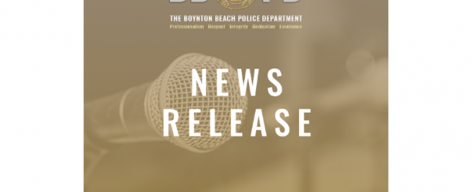 News Release Announcement