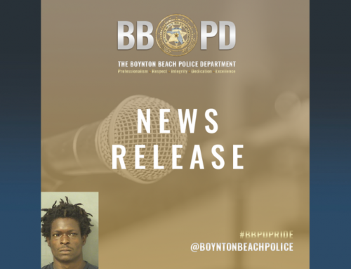 Detective arrests attempted sexual battery suspect