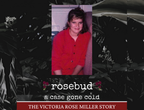 Voices for Vicky – a bonus episode of the Rosebud Podcast