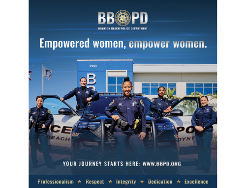 BBPD Pledges to Advance Women in Policing