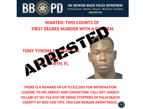 Double homicide suspect arrested in Gainesville